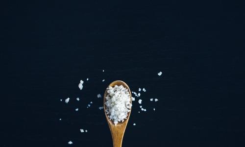 糖質制限中の塩分について